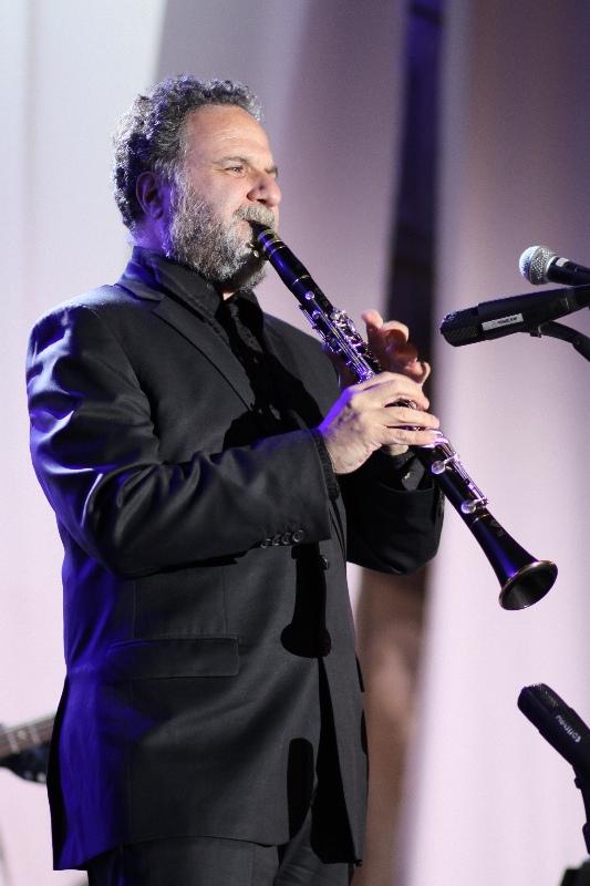 Dawid Krakauer. fot. Sebastain Szulfer.