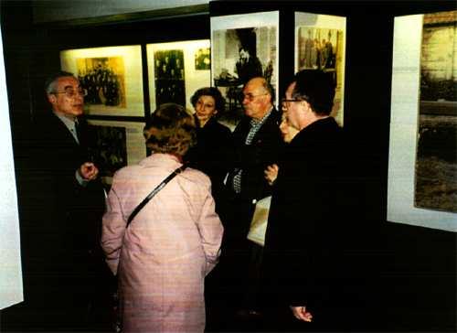 Paryż, Memorial Du Martyr Juif Inconnu, 8 kwietnia 1998