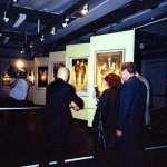 Gołda Tencer oraz Ambasador RP w Argentynie otwierają wystawę