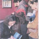 """""""Dziennik Wschodni"""" nr 3448 z dn. 17.04.2007 - promocja książki """"Pamięć..."""" w Białej Podlaskiej"""