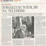 Gazeta Wyborcza 19 marca 2008