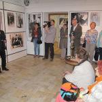 Przemawia dyrektor Instytutu Kultury Spotkania i Dialogu, Andrzej Białek