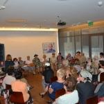 Spotkanie z przedstawicielami Stowarzyszenia Dzieci Holocaustu