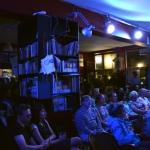 Publiczność koncertu jazzowego Albert Beger & ELMA