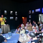 Zasłuchani uczestnicy wykładu