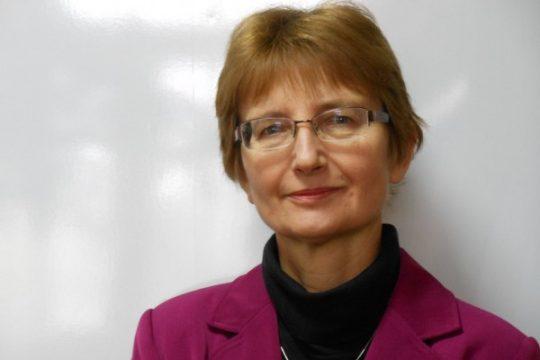 prof mgarbowska