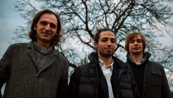 Dima Gorelik Trio, fot. Wojciech Skrzydlewski